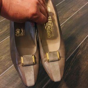 Salvatore Ferragamo Shoes - Ferragamo Salvatore Florence made in Italy heels